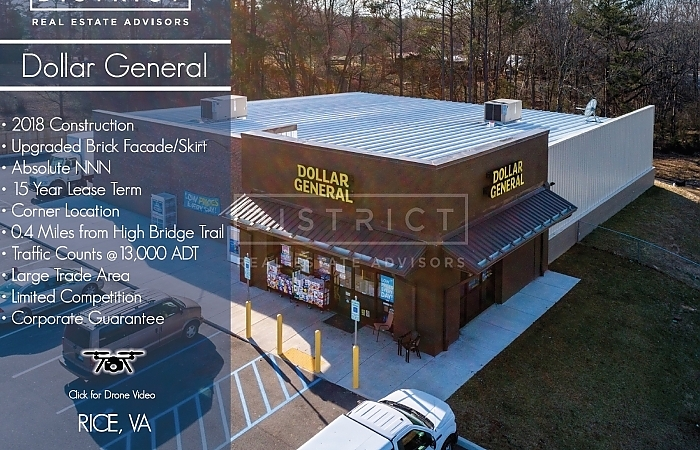 Retail Real Estate Sales And Leasing District Advisors